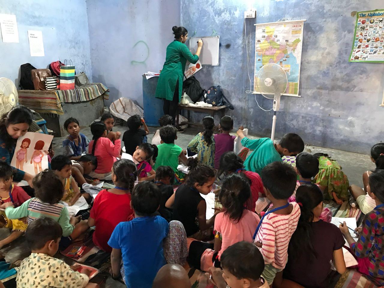 PEHCHAAN: THE STREET SCHOOL