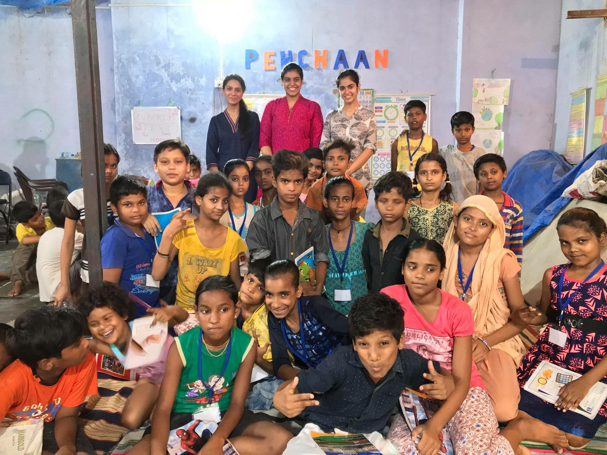 PEHCHAAN: THE STREET SCHOOL