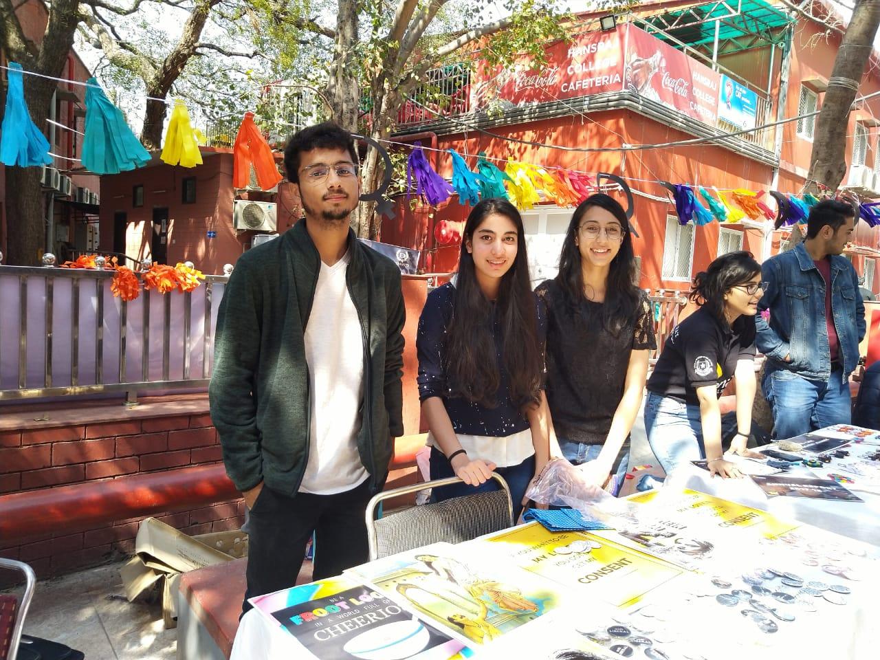 Noor: Hansraj College