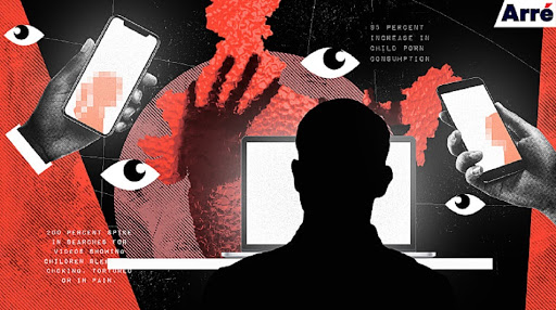 Spike in Child Porn Consumption: The Dark Underbelly of Lockdown
