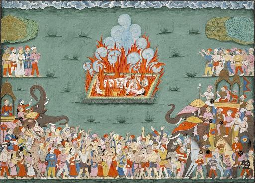 Sati Pratha: Ultimate Devotion?