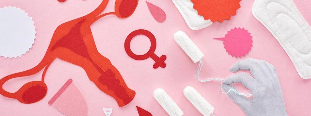 uterus, menstruation, tampon