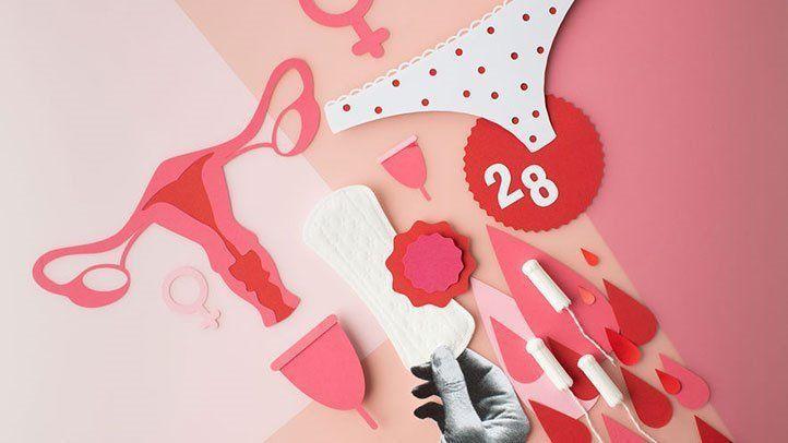 menstruation, uterus, pad, tampon, cup