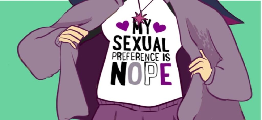 sexuality, tshirt, asexuality, asexual men