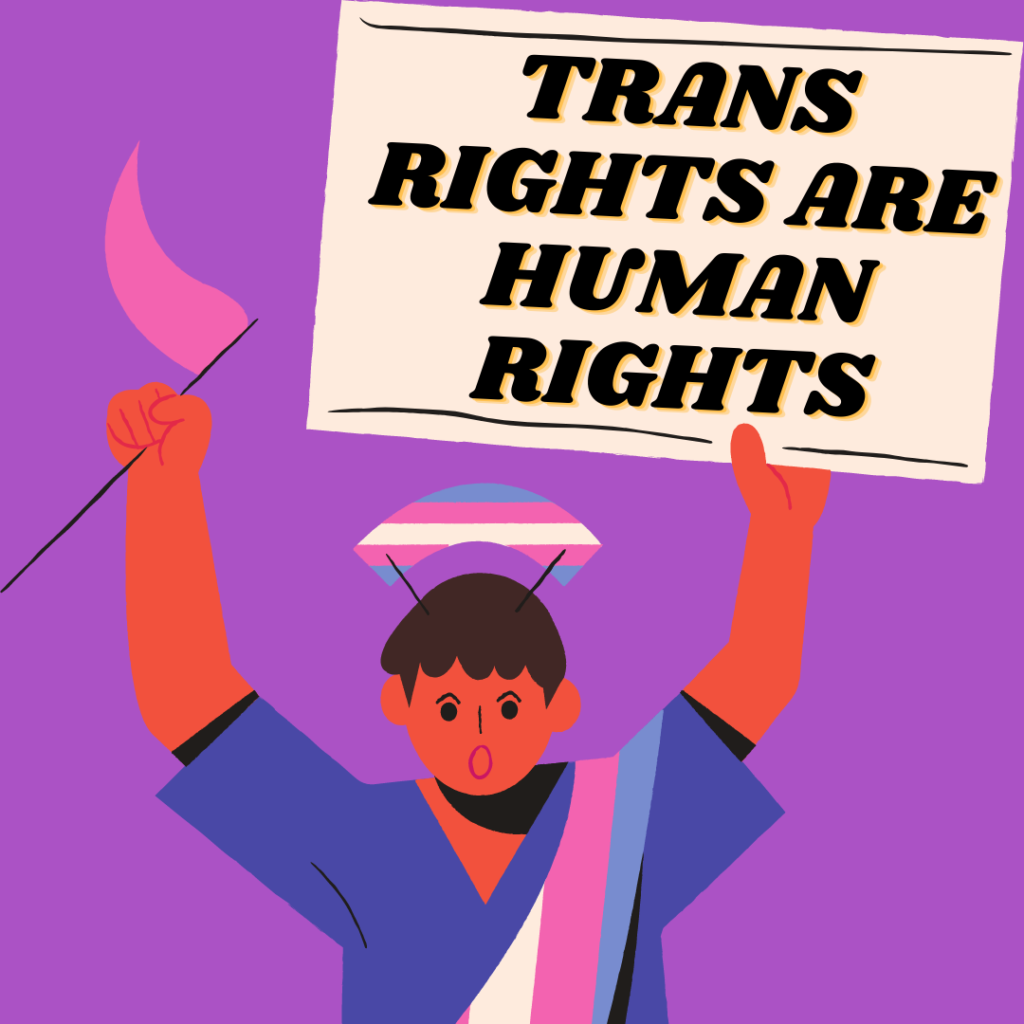 trans, rights